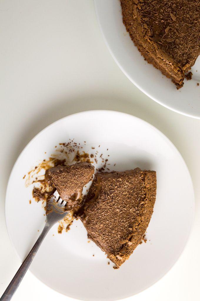 Flourless Chocolate Mousse Cake Recipe Fodmap Dessert Recipe
