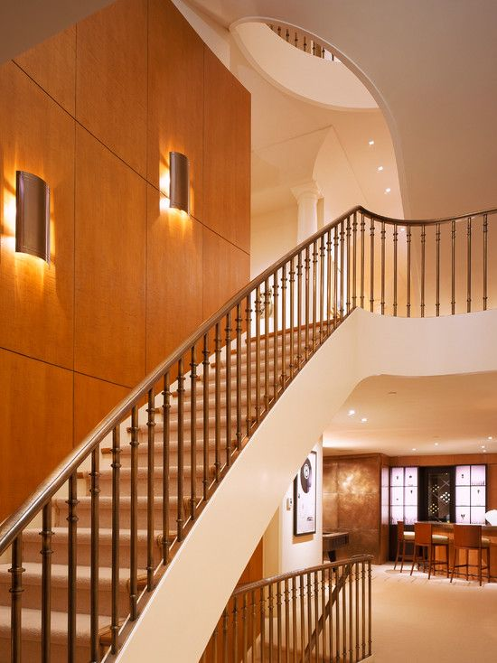 Lighting Basement Washroom Stairs: 19 Best Images About Stairwell Lighting On Pinterest