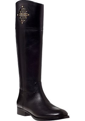 tory burch kiernan riding boot black leather love pinterest boots chang 39 e 3 and riding. Black Bedroom Furniture Sets. Home Design Ideas