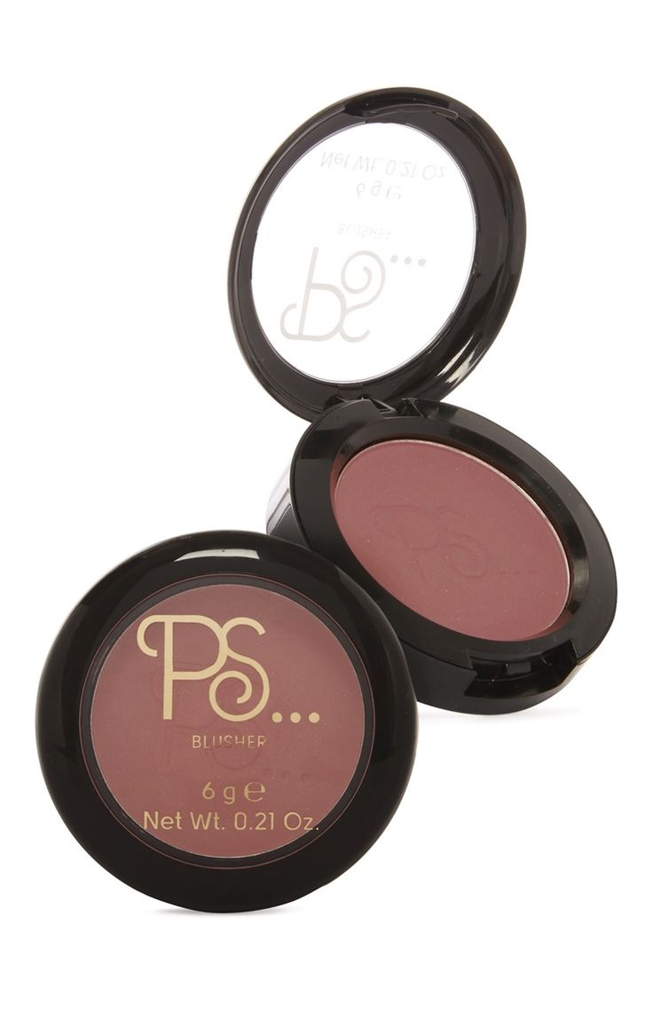 Primark - PS Blusher In Pink