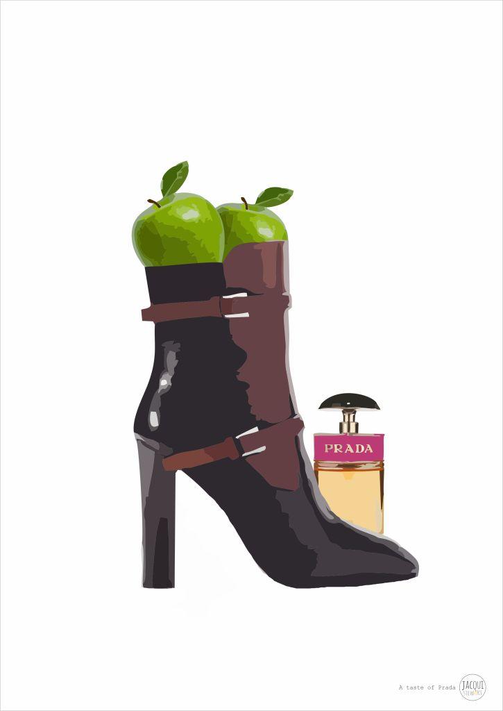 A Taste of Prada | designer prints.... www.jacquistewart.com.au