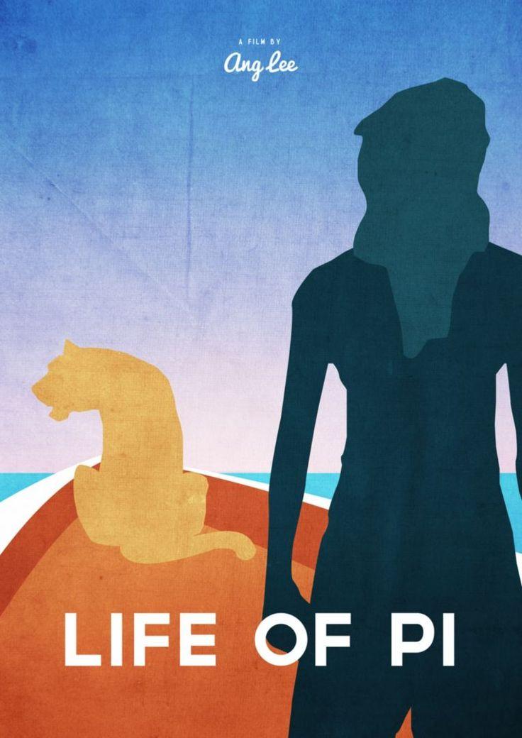 Постер Life Of Pi - Жизнь Пи