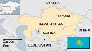 2016 CENTRAL ASIA: Kazakhstan Country Profile.  BBC