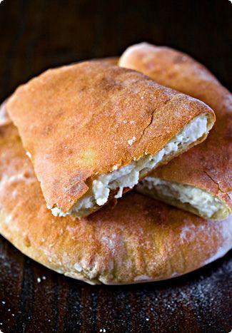 Hachapuri (Georgian Cheese Bread)