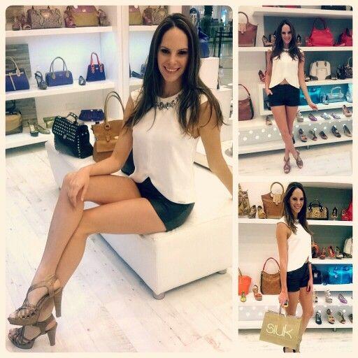 Una visita muy especial, Julieta Piñeres ♥