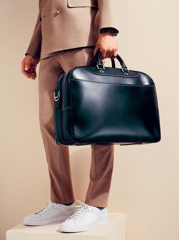 Mode : Quel sac homme pour partir en week-end ?