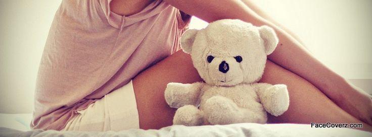 Ragazza e Teddy Bear