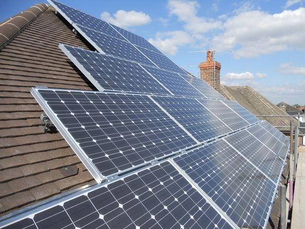 Diy Solar How To Install Solar Panels On Rent Solarpanels Solarenergy Solarpower Solargenerator Sol Solar Panels Solar Panel Installation Solar Energy Panels