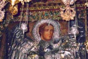 Αρχάγγελος Μιχαήλ  ---> Μανταμάδο Λέσβου