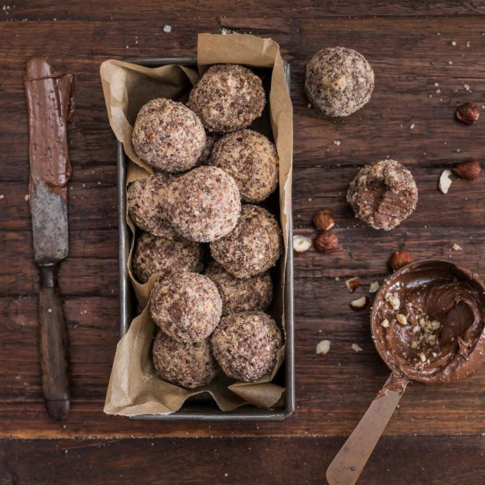 YouFoodz | Forever No-Share Protein Balls $4.95 | These balls are loaded with apricots, dates, sultanas, toasty hazelnuts, and a certain spread we personally eat by the spoonful. Wink. | #Youfoodz #HomeDelivery #YoullNeverEatFrozenAgain