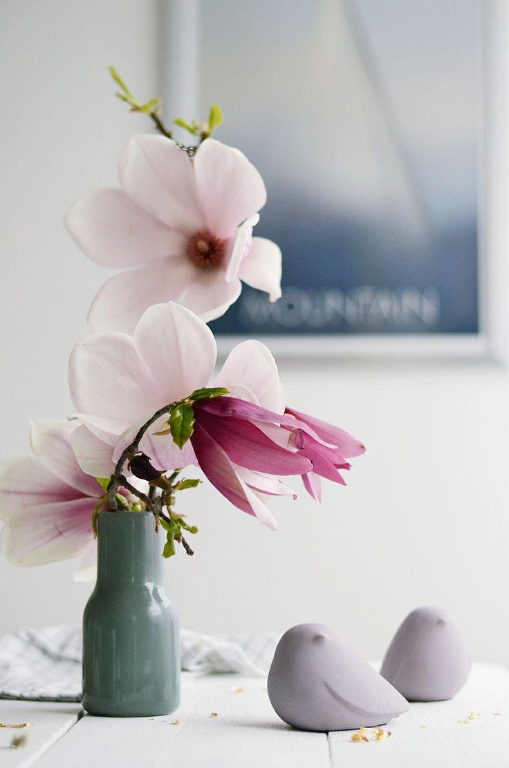 s i n n e n r a u s c h: Der Frühling ist Pastell.