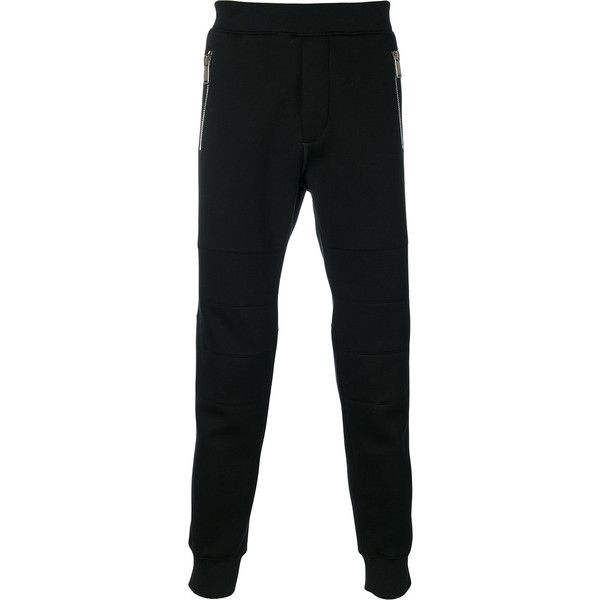 Dsquared2 classic skinny trousers ($770) ❤ liked on Polyvore featuring men's fashion, men's clothing, men's pants, men's casual pants, black, mens cuffed pants, mens skinny fit dress pants, mens super skinny dress pants and mens skinny pants