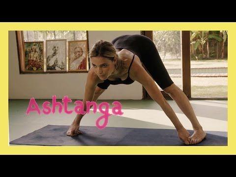 Fernanda Lima: Ashtanga Vinyasa Yoga (Série 1) - YouTube