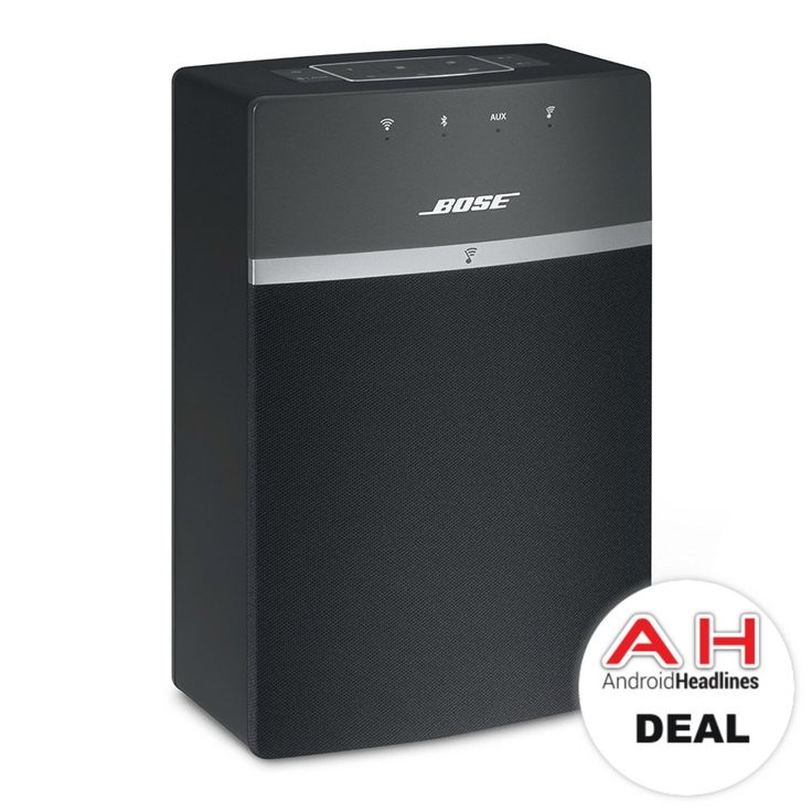Deal: Bose SoundTouch 10 Wireless Speaker for $179 – 11/13/17 #Android #Google #news