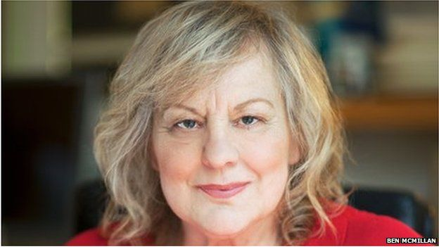 "Sue Townsend, author of the ""Adrian Mole"" series dies (aged 68)."