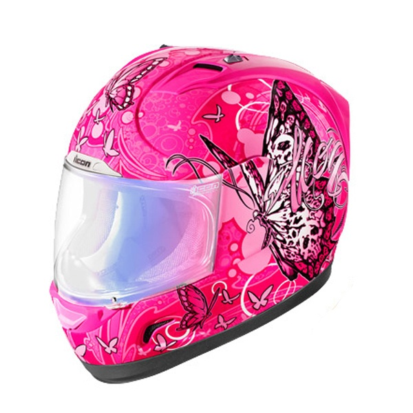 Icon Helmets For Women!