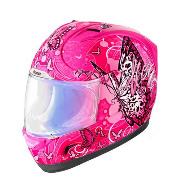 Icon Helmets For Women!