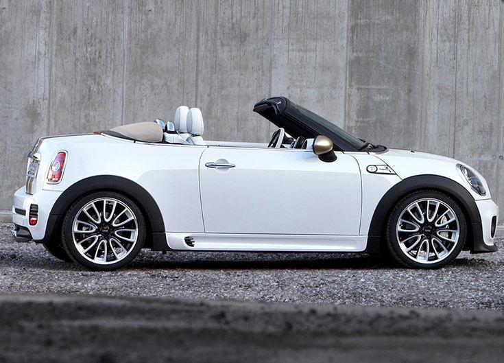 Mini Coupé Roadster