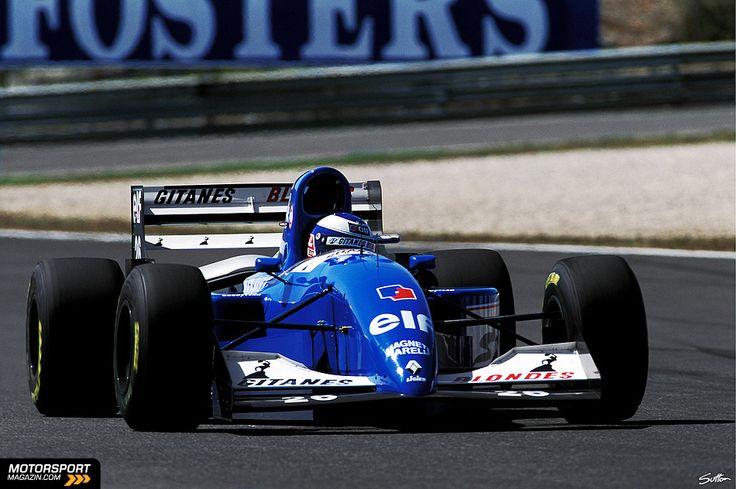 Olivier Panis, Estoril 1994, Ligier JS39B