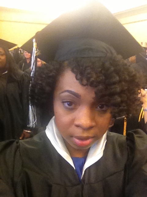 Natural Hairstyles For College Graduation | Hair