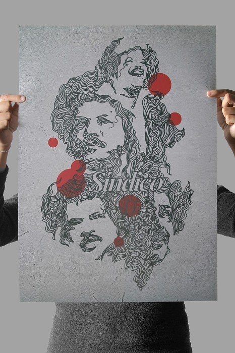 Poster Síndico - Chico Rei