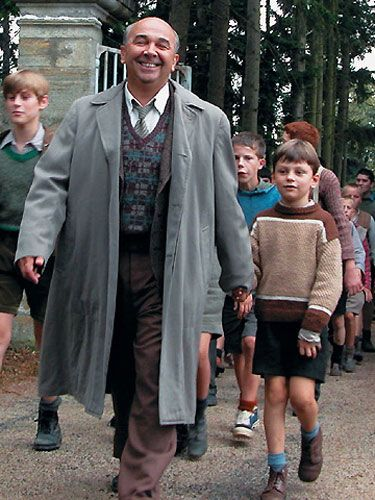 Les Choristes~ I want to thank my awesome French teacher for showing us this film