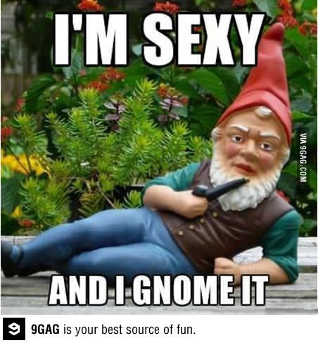 Looking for creepy gnome?
