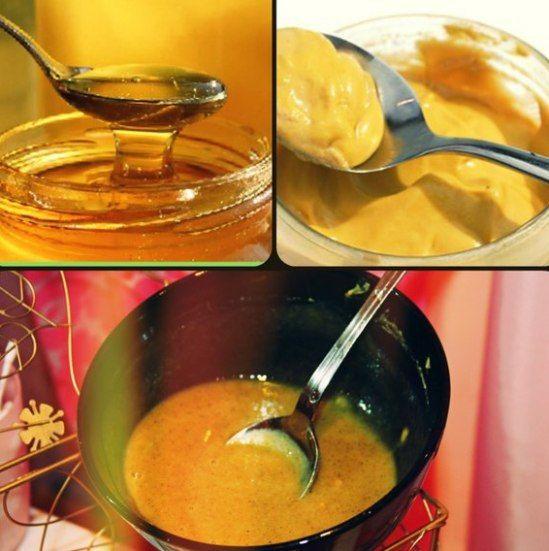 Медово горчичное обертывание для похудения.