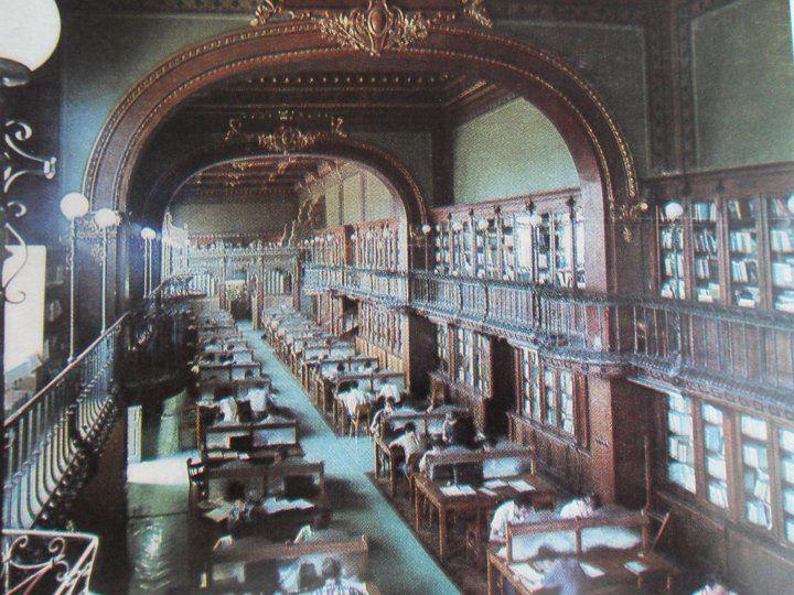 FOTO/VIDEO Istoria neştiută a celei mai frumoase biblioteci din lume