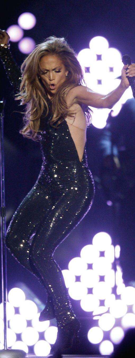 J Lo's performance at the 2014 Billboard Awards