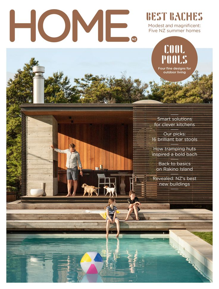 New Zealand's best new baches - Homes To Love