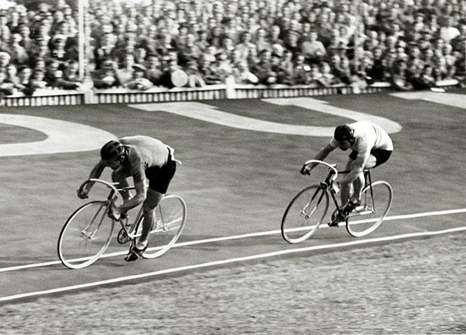 Herne Hill Velodrome, 1948 London Olympics