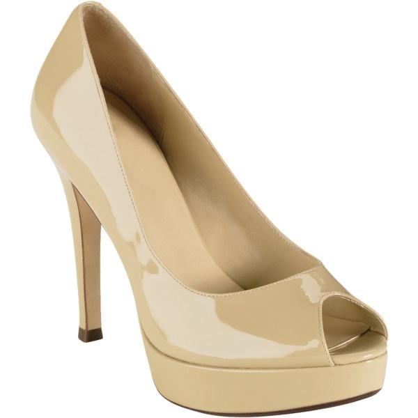Cole Haan Mariela Air Open Toe Pump found on Polyvore: Shoes, Cole Haan, Open Toe, Platform Pumps, Mariela Air, Peeps Toe Pumps, Products, Haan Mariela, Air Open
