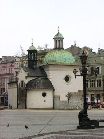 ...Kraków - Kościół Św. Wojciecha