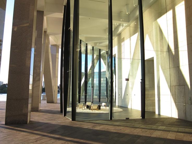 Living Du Jour: Brisbane AM - RIPARIAN PLAZA