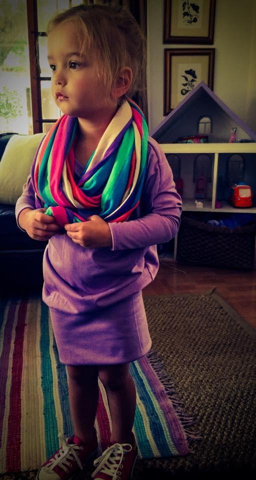 I am a little Zani girl