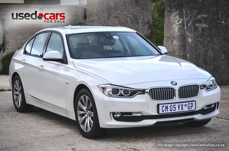 BMW 316i. It's a very standard sedan with so much to offer!