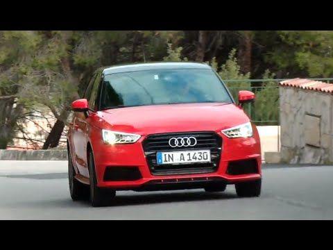 #AUDI A1 SPORTBACK 1.8 TFSI 192 CV 2015 - FIRST TEST DRIVE