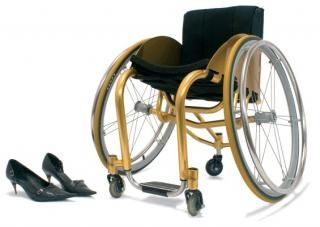 TNS Activator Dance (Dans rolstoel Dance Wheelchair)