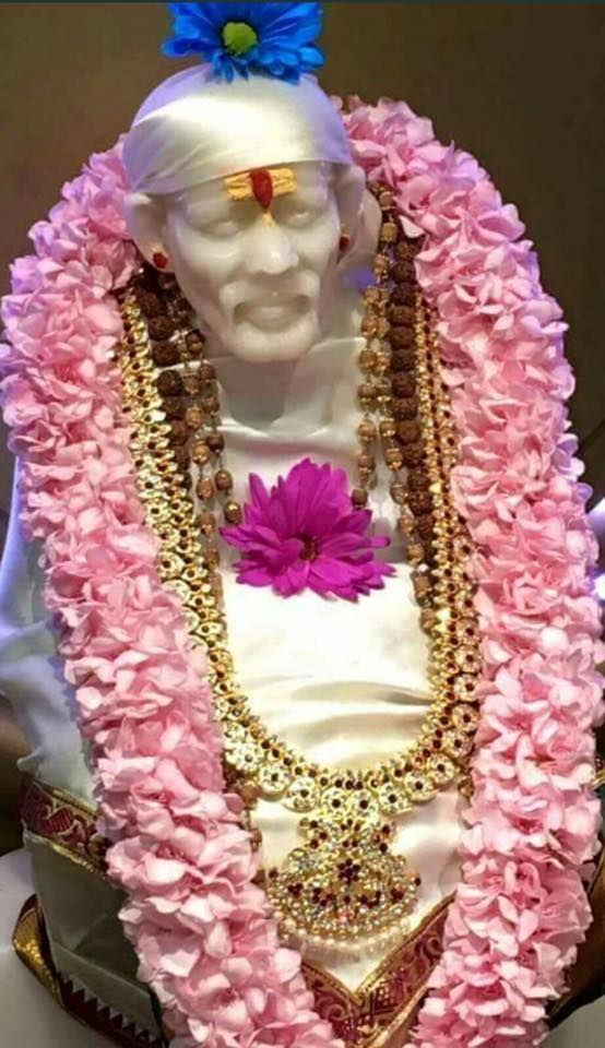 Don't forget to pray today, because Sai didn't forget to wake you up this morning.