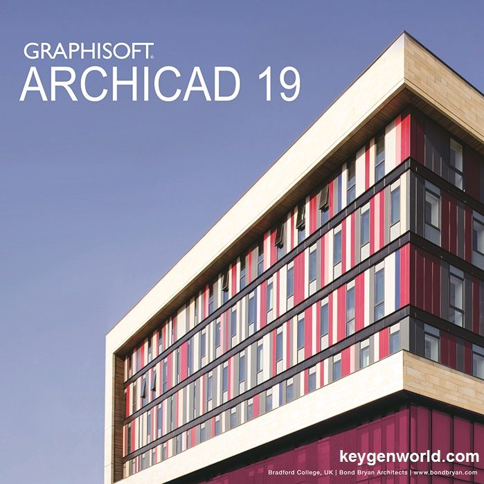 GraphiSoft ArchiCAD 19 Crack Build 3003 + Serial Key Full Free. It is the best graphics design and 3D CAD software. It includes 3D architectural tools.