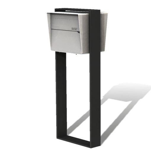 Design Briefkasten Brevis   dESIGNkRACHER