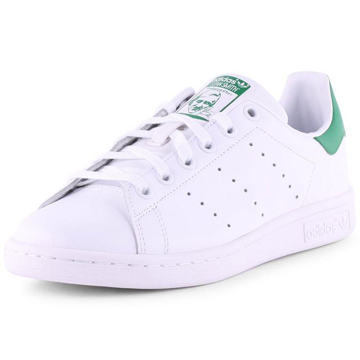 adidas Stan Smith Junior Blanche No 38: Amazon.fr: Chaussures et Sacs