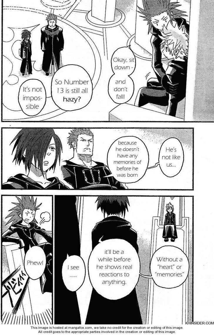 Kingdom Hearts: 358/2 Days 1 Page 9
