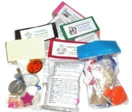 ~~~DIY Guardian Angel Survival Kit~~~ Guardian Angel - Because everyone needs one. ++ more items!  Purchase a small gift bag and fill with the items on website, along with a label explaining each token