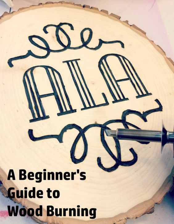 My top tips for wood burning - learn how to start!