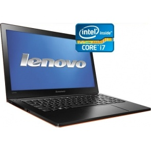 "Lenovo Ideapad Intel Core I7 13.3"" Clementine Orange U300S-108027U"