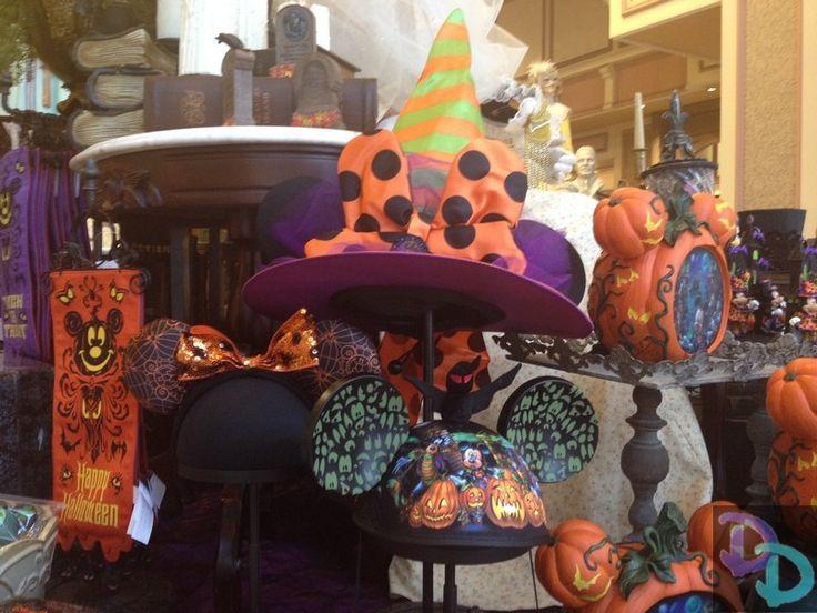 halloween merchandise arrives at walt disney world for 2014 doctor disney - Disney Halloween Orlando