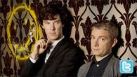 Sherlock season 2 sunday night on PBS! The dysfunctional duo returns and Justin can't wait