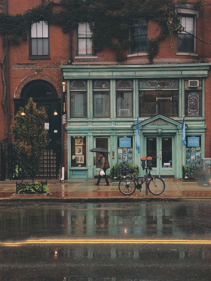 I believe this is Boston. I did some detective work by googling the business names on the store windows. Not sure I'm correct, but think it fits.